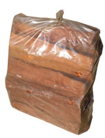 bag of firewood